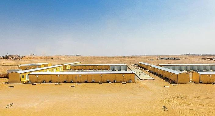 Karmod, Sudan'da işçi kampı mobilizasyonu gerçekleştirdi