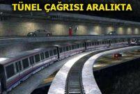 Büyük İstanbul Tüneli 9 farklı raylı sistem ile entegre olacak