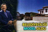 Veysel Tiryaki Altındağ'ı borçsuz belediye haline getirdi
