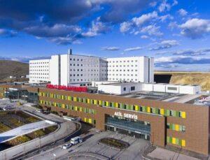 Yozgat Şehir Hastanesi, HIMSS 7 için çalışmalarını tamamladı