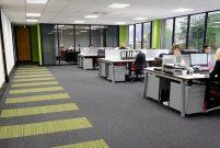 Ofis zemin kaplamalarında en çok tercih edilen renkler