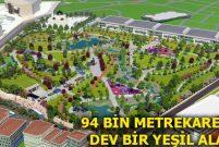 Zeytinburnu Millet Bahçesi'nde çalışmalar başlıyor