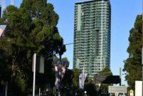 Avustralya'da 33 katlı bina çatırtı sesleri üzerine boşaltıldı