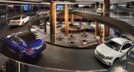 Mercedes-Benz Vadipark Showroom'da Boytorun imzası