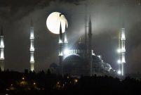 Çamlıca Camii'nin yüzde 99'u tamamlandı