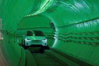 Elon Musk'ın dev yer altı tüneli bugün açılıyor