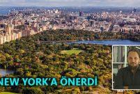 Erdem Mimarlar'dan Central Park'a Türk usulü Millet Bahçesi modeli