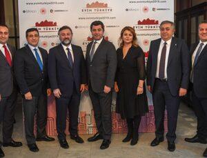 Almanya'da büyük gayrimenkul buluşması: Evim Türkiye