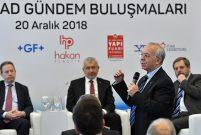 Türkiye İMSAD'ın 2019 yılı ihracat hedefi 22 milyar dolar