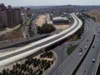 GAZİRAY projesinin yüzde 70'i tamamlandı