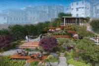 Hacımimi Gardens'da fiyatlar 450 bin dolardan başlıyor