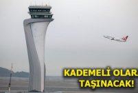 İstanbul Havalimanı taşınma işlemi 1 Ocak'ta hızlandırılacak