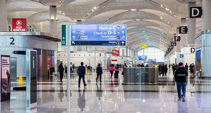 Lüksün devleri İstanbul Havalimanı'na geliyor