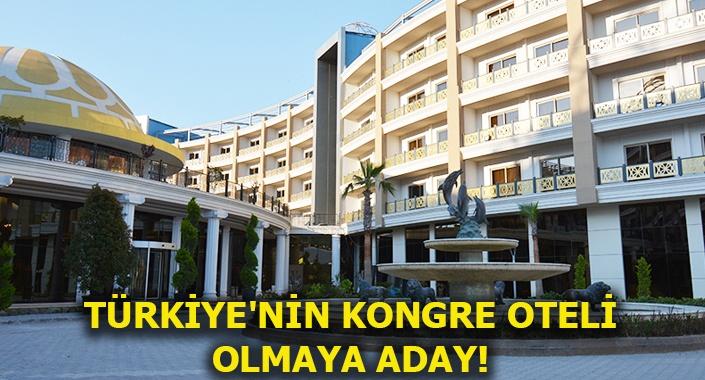 Türkiye'nin kongre oteli olmaya adayız 22