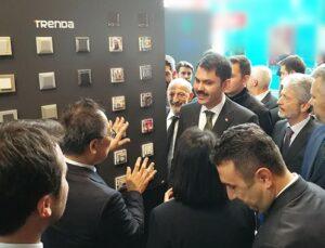Bakan Kurum Panasonic Eco Solutions Türkiye'yi ziyaret etti