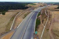 Kuzey Marmara Otoyolu'nun bir bölümü daha trafiğe açıldı