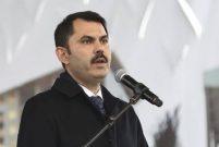 Murat Kurum: Kentsel dönüşümü ikiye ayırdık