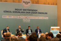 MÜSİAD inşaat sektörünün sorunlarını Mardin'de ele aldı