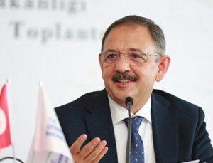 Mehmet Özhaseki: Ankara'da sürpriz projelerimiz var