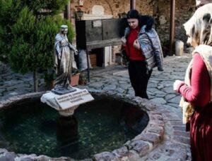 Şirince'de kilise bahçesindeki işletmeye kamulaştırma kararı