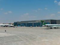 Somali Mogadişu Havalimanı Kompleksi Permolit ile renkleniyor