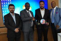 Somali Konut Bakanı, Karmod'u ziyaret etti