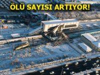 Ankara'da Yüksek Hızlı Tren ile kılavuz treni çarpıştı