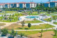 Eyüp'teki Yeşilpınar Bölge Parkı imara açıldı