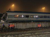 YHT kazasında enkaz kaldırma çalışmaları tamamlandı
