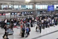 Hava yolu yolcu sayısı 11 ayda 197 milyona yaklaştı