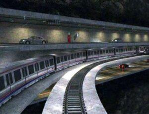 3 Katlı Büyük İstanbul Tünel Projesi onaylandı