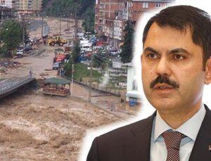 Valilik ve belediyeler ivedi olarak afete karşı önlem alacak