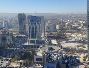Ankara'da gayrimenkul stoğu, 2021'e kadar eritilecek