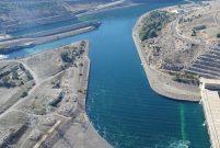 GAP'a hayat veren Atatürk Barajı kapasitesine erkenden ulaştı