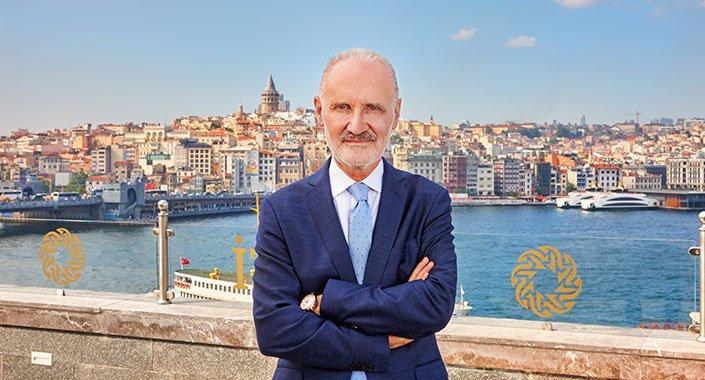 Şekib Avdagiç: Konutun yüzde 17'si İstanbul'da satılıyor
