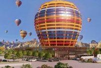 Niziplioğlu Holding Kapadokya'da iki otel yatırımına hız verdi