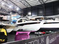 Boat Show Tuzla'ya dünyanın en büyük geçici yapısı kuruluyor