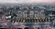 Markacity AVM'nin arazisine 442 konutluk yeni proje