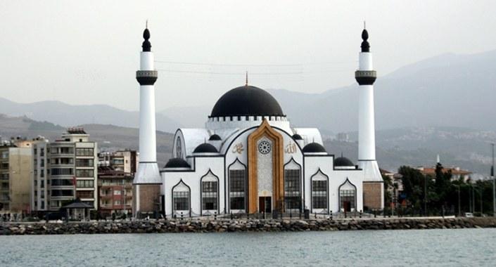 İskenderun'un en büyük camisini Cumhurbaşkanı Erdoğan açacak