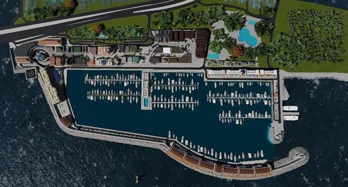 Büyükçekmece Yat Limanı için yürütmeyi durdurma kararı