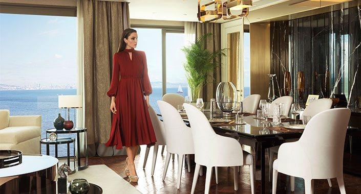Büyükyalı Fendi Casa Bloğu'nda fiyatlar 24 bin TL'den başlıyor