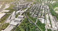 Gaziemir'de büyük kentsel dönüşüm başladı