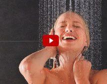 Grohe ile duşta hangi suyu seçeneğini tercih edersiniz?