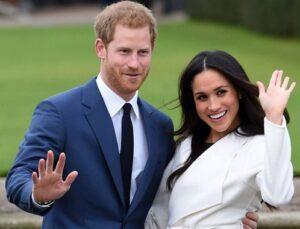 Meghan Markle ve Prens Harry saraydan taşınıyor