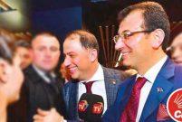 Ekrem İmamoğlu ve Murat Çalık Beylikdüzü'nde saltanat kurmuş