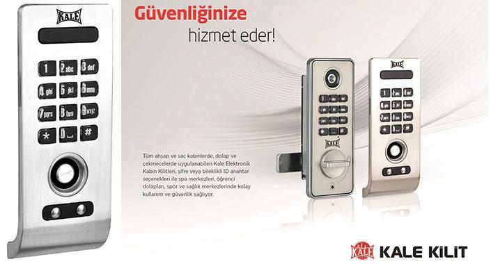 İstanbul Havalimanı'nda 8 bin elektronik Kale Kilit kullanıldı