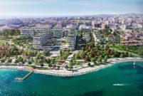 Marina 24 projesinde teslimler Kasım 2021'de