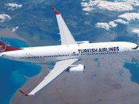 THY uçaklarında eğlence sistemi hizmeti