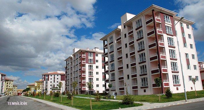 TOKİ Gaziantep'te 694 konut satacak