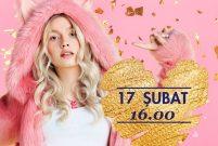 Aleyna Tilki İstMarina AVM'de konser verecek